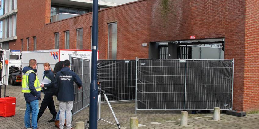 Man doodgeschoten in Amsterdamse parkeergarage