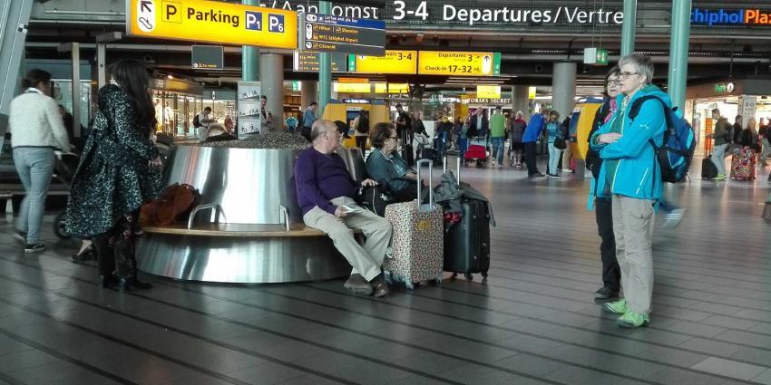 Geen vluchten van en naar Schiphol door technische storing