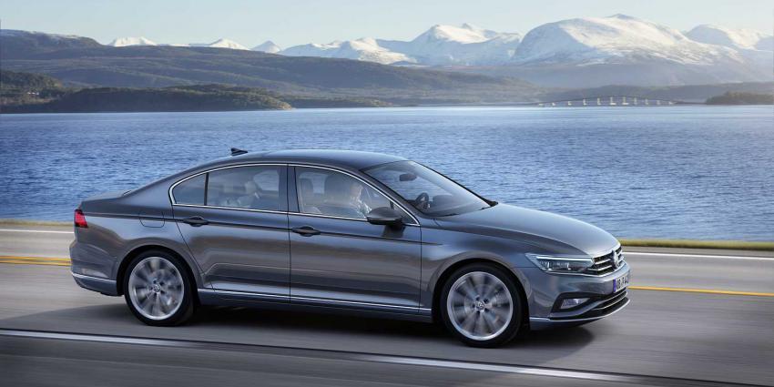 Nieuwe VW Passat onthuld