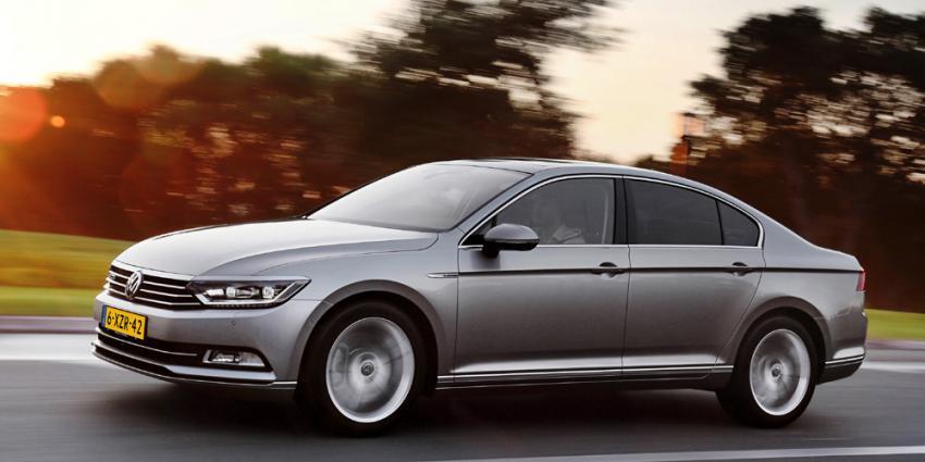 Volkswagen Passat 'Auto van het Jaar 2015'
