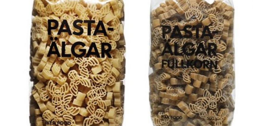 IKEA roept PASTAÄLGAR (volkoren) pasta in elandvorm terug vanwege soja