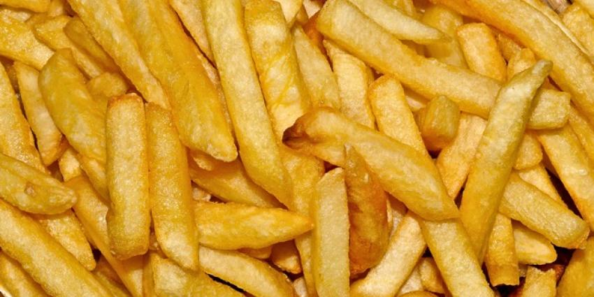 Nederland grootste frietverkoper in Europa