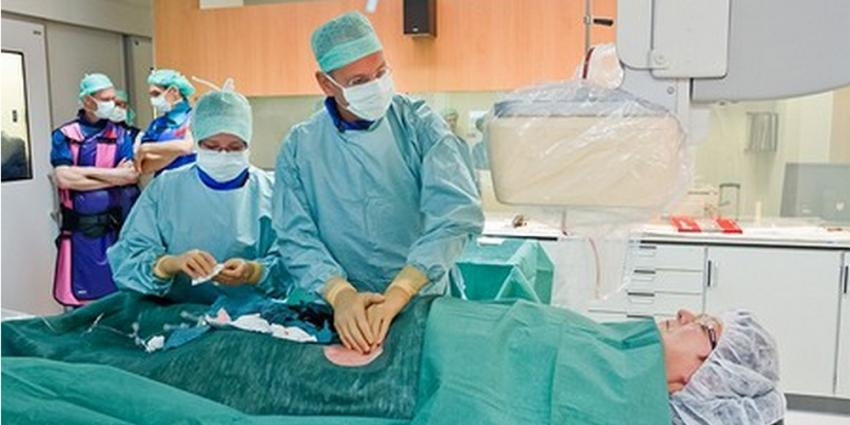 Revolutionaire ingreep helpt bloeddruk te verlagen
