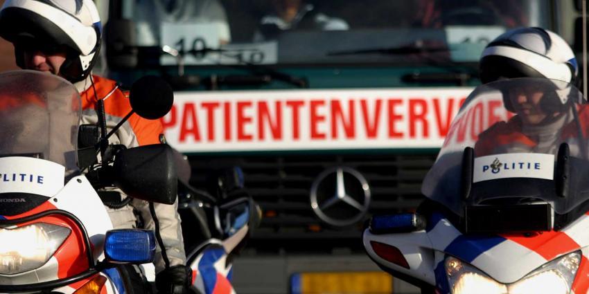 Patiënten Erasmus MC onder politiebegeleiding verhuisd