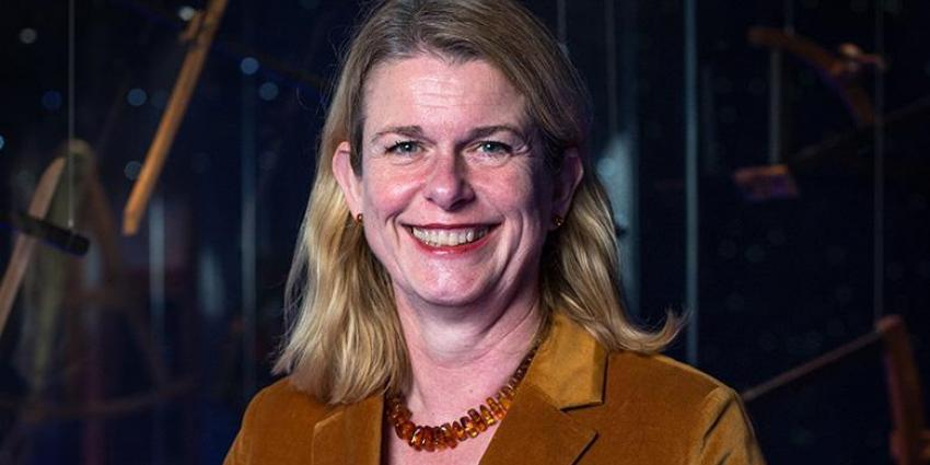 'Pauline Krikke na 1 jaar al weg als directeur Scheepvaartmuseum'