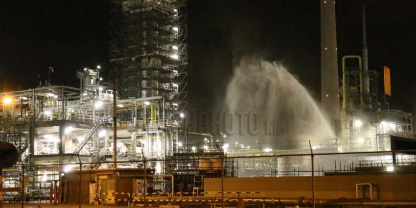 Opnieuw incident bij Shell  in Pernis
