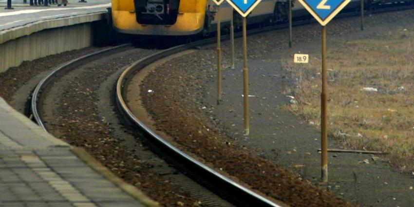 perron-leeg-trein