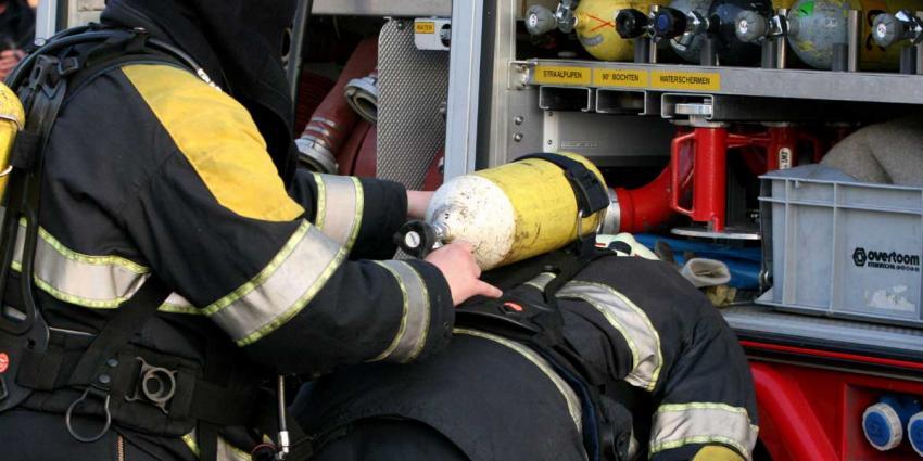 Explosies blazen gevels uit flatgebouw Venlo - minstens één gewonde
