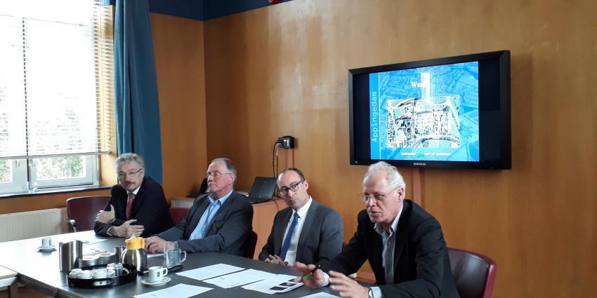 Appingedam en Delfzijl nemen besluit over de realisatie van een nieuw te bouwen campus