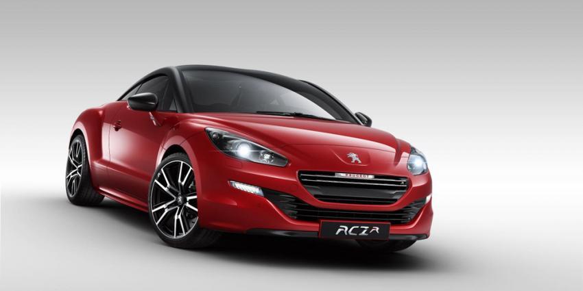 Foto van Peugeot RCZ R | Peugeot