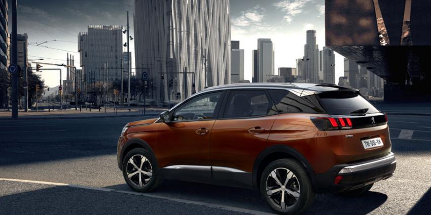 Peugeot lanceert SUV 3008