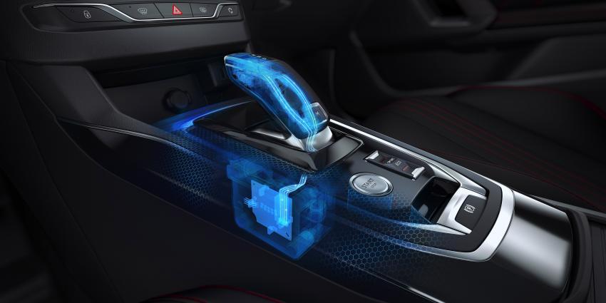 De nieuwe Peugeot 308, toonbeeld van  innovatieve technologie