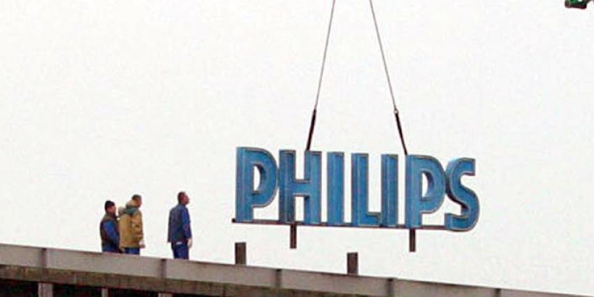 Sluiting Philips Lighting grote klap voor Emmen