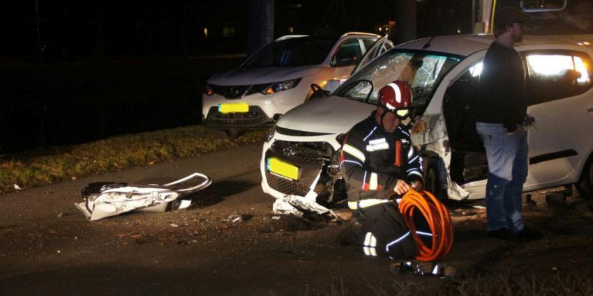 Gewonde bij ongeval in Erica