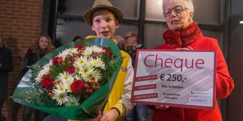 'Pianojongen' Bas haalt met zijn pianotour tienduizenden euro's op voor onderzoek naar diabetes