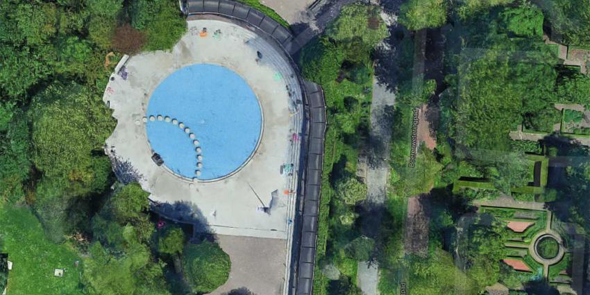 Man met steekwonden aangetroffen bij pierenbadje Beatrixpark