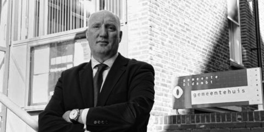 Oldambt neemt afscheid van hun burgemeester Pieter Smit