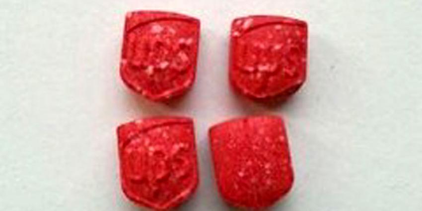Politie Maastricht vindt 82.000 xtc-pillen