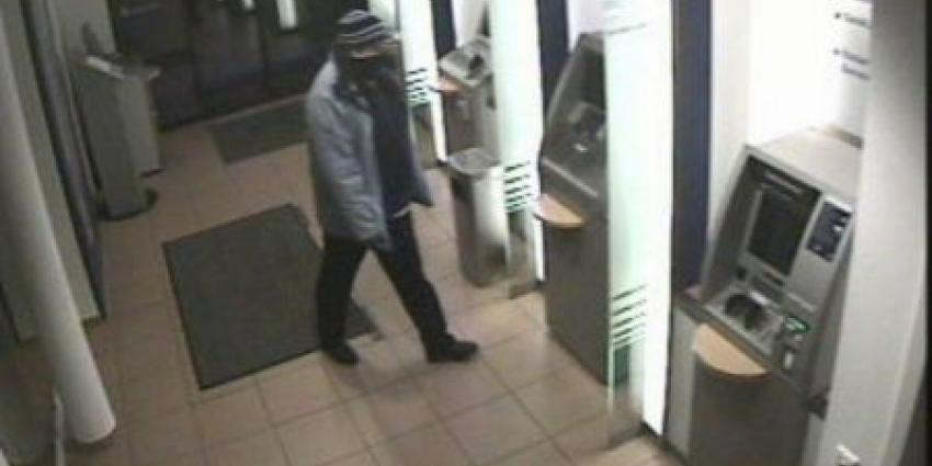Foto verdachte bankroof | Politie