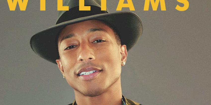 Pharrell Williams nieuwe slotact PinkPop