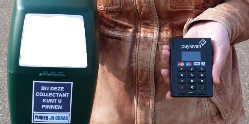 Kankerbestrijding start pilot met mobiel pinnen