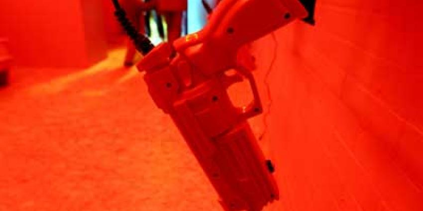 Foto van plastic pistool | Archief EHF