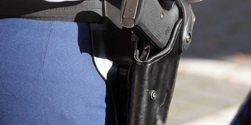 Rechtmatig geweld gebruikt door agent