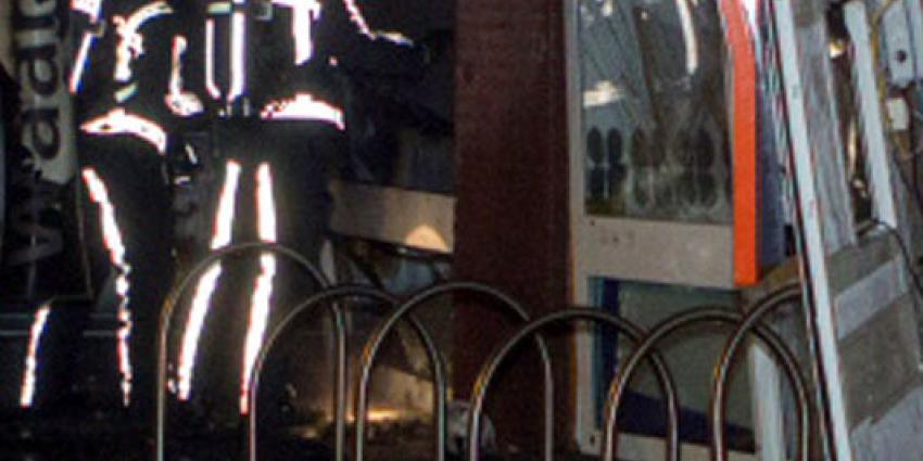 Meerdere explosies bij plof- cq. ramkraak in Roosendaal