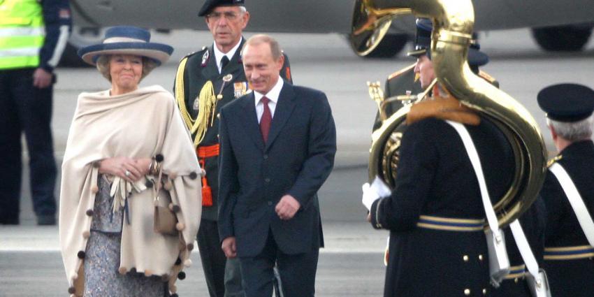 'Rusland dreiging voor Nederland'