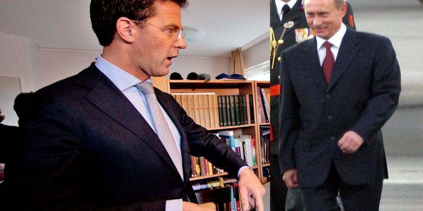 Rutte Poetin
