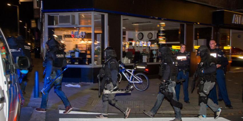 foto van schietpartij Rotterdam | Flashphoto | www.flashphoto.nl