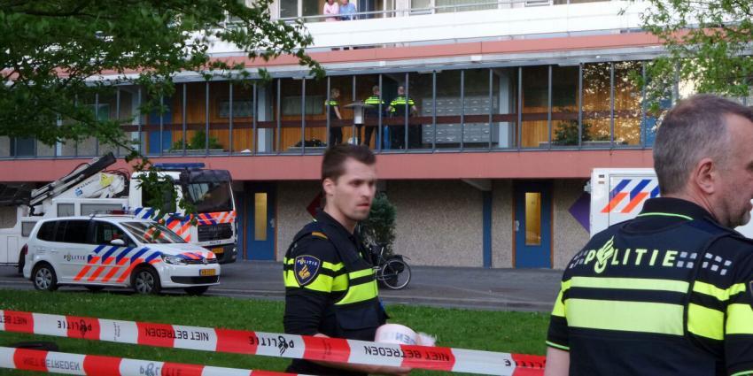 Man in Amsterdam doodgeschoten