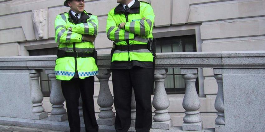 Benefietconcert Manchester omgeven door veiligheidsmaatregelen