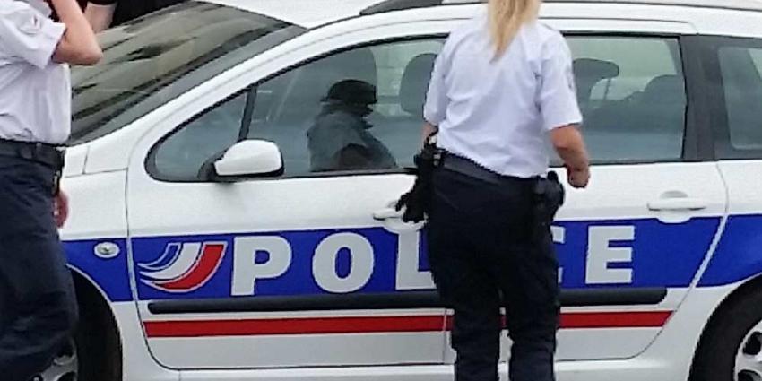 Overval op Ritz hotel Parijs