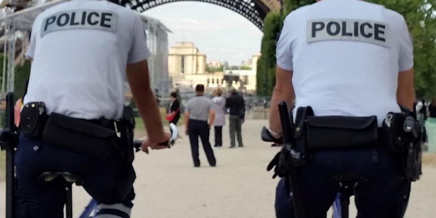 Bommelding in Parijs hotel van de Mannschaft