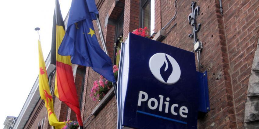 Orgie op politiebureau Brussel tijdens terreurniveau 4