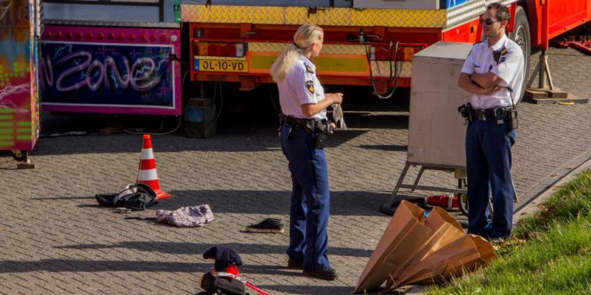 Foto van politie na schietincident | Flashphoto | www.flashphoto.nl