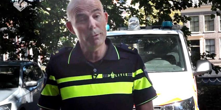 politie-agent