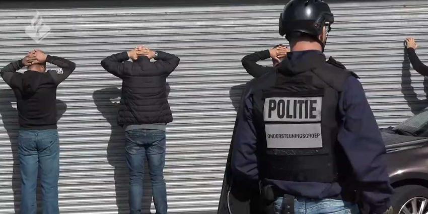 politie-arrest