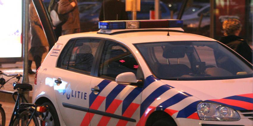 Politie schiet op vluchtende inbrekers