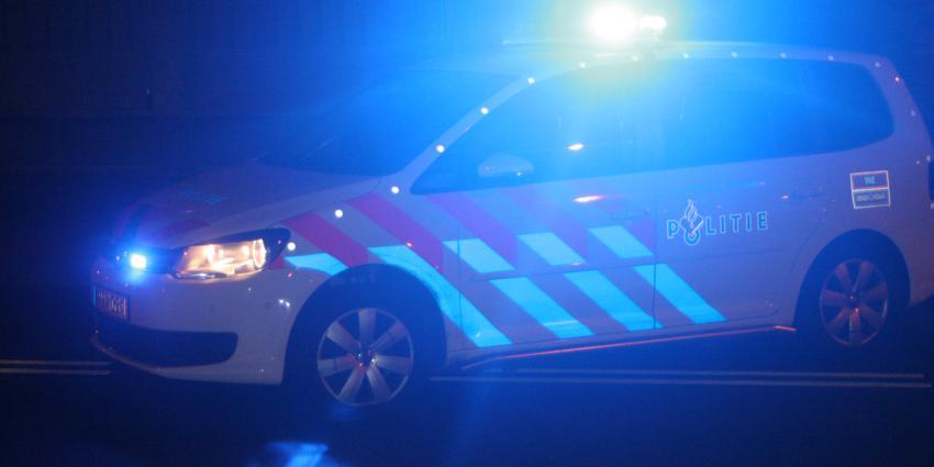 Man overleden bij incident met politie