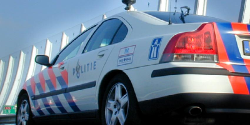 Man (23) betrapt op spookrijden onder invloed zonder rijbewijs