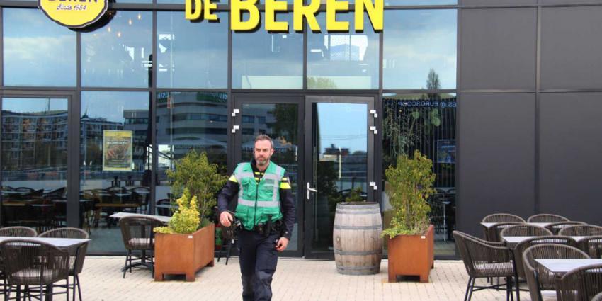politie-beren-restaurant