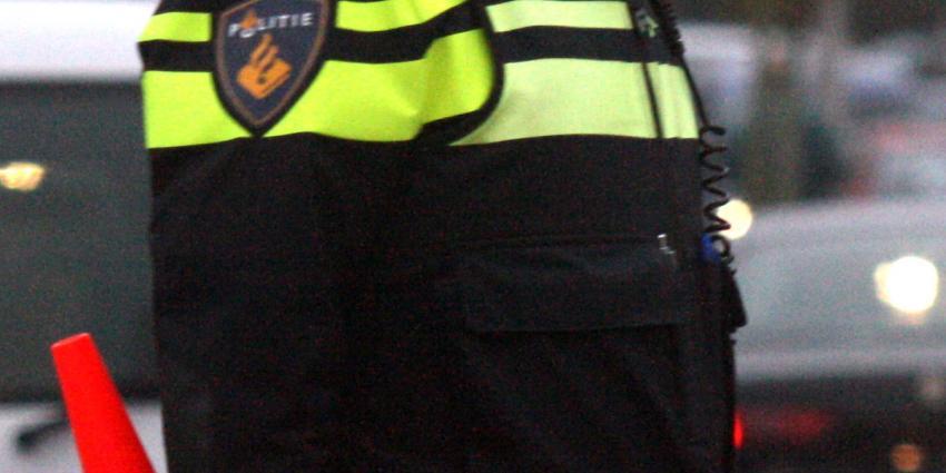 Politieacties tijdens uitgaansavond
