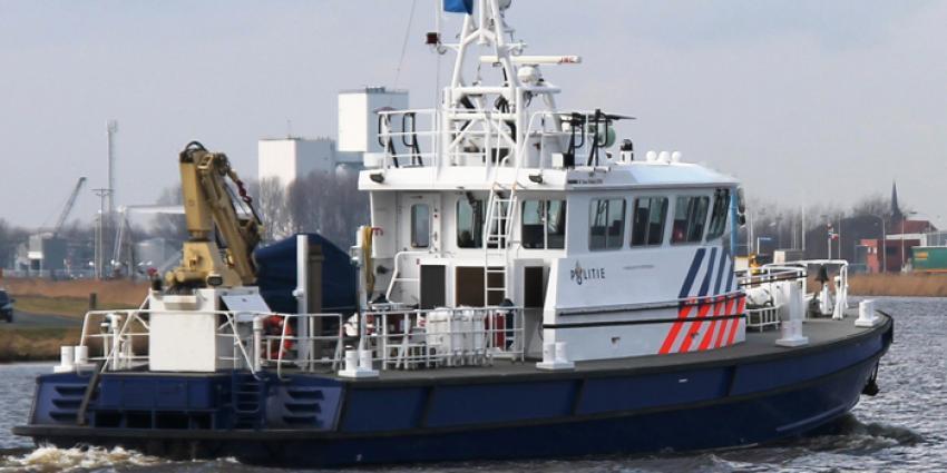 Foto van vaartuig Landelijke Eenheid   Archief MV