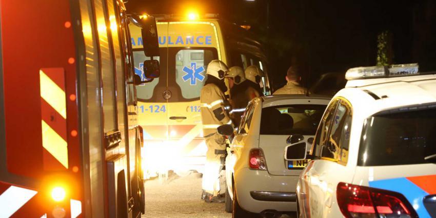 politie-brandweer-ambulance-donker