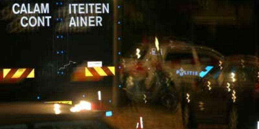 Twee gewonden na schietpartij Amsterdams café