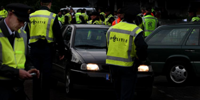 Verkeerscontrole Hoofddorp leidt tot inname 37 auto´s