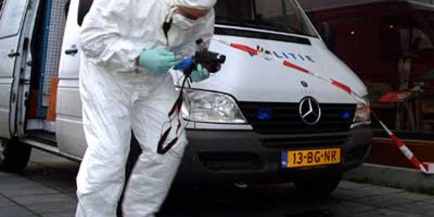 Politie onderzoekt dood man Claes de Vrieselaan