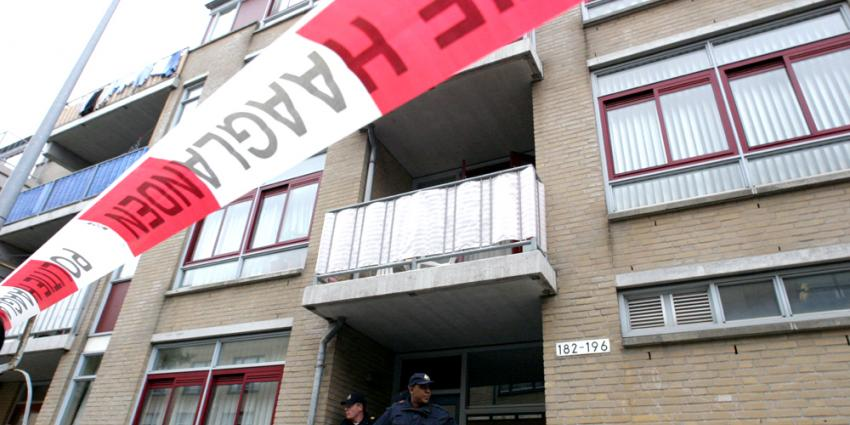 Afzetting woning politie   EHF